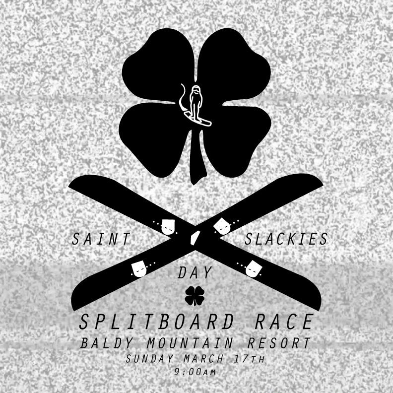 Splitboard-Race